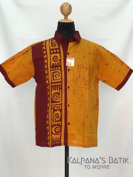 batik shirt 76