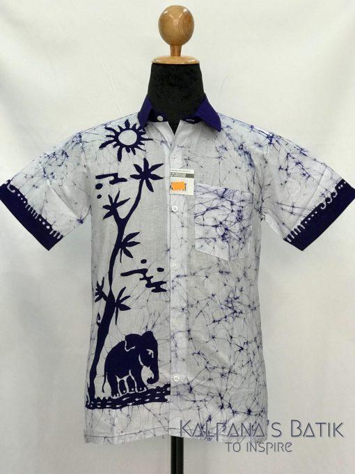 batik shirt 07