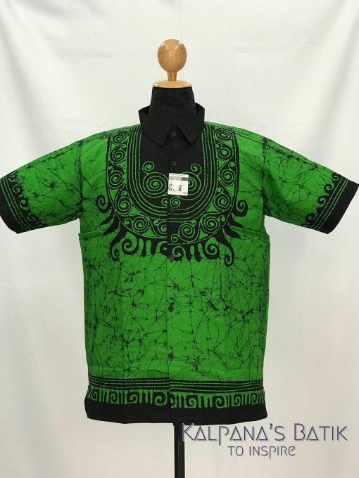 batik shirt 124