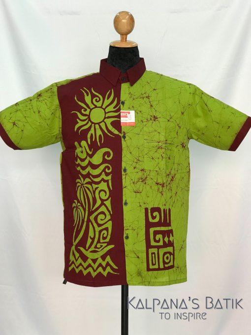batik shirt 95