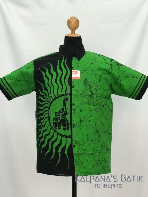 batik shirt 121