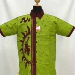 batik shirt 127