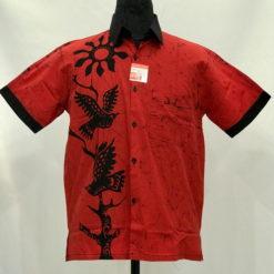 batik shirt 38