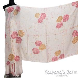 Silk Batik Saree-1.2