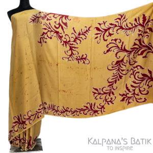 Silk Batik Saree-3.2