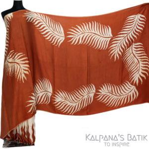 Silk Batik Saree-7.2