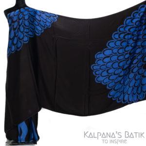 Silk Batik Saree-9.2